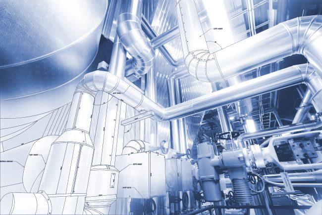 Etudes et réalisations unités production